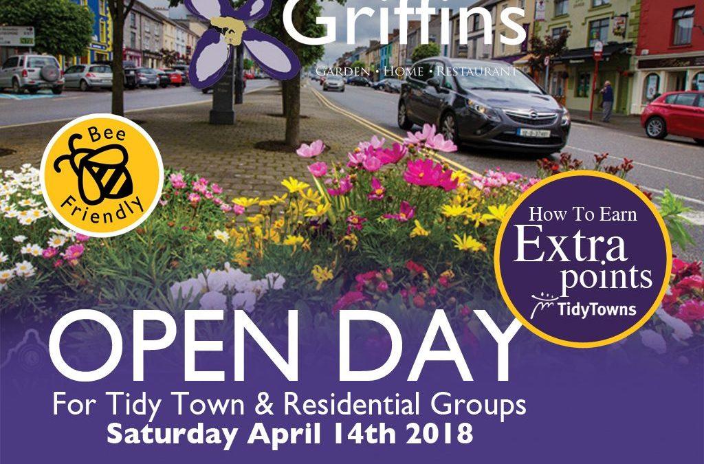 Open Day In Griffins Garden Centre