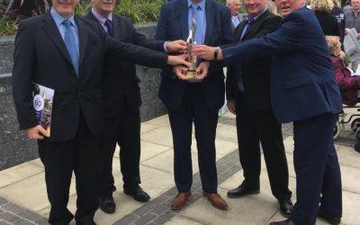 IRELAND'S  TIDIEST  LARGE  URBAN  CENTRE  WINNERS