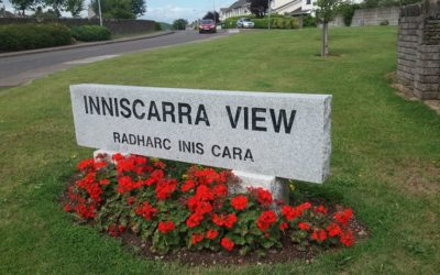 TAKING A LOOK………..INNISCARRA VIEW