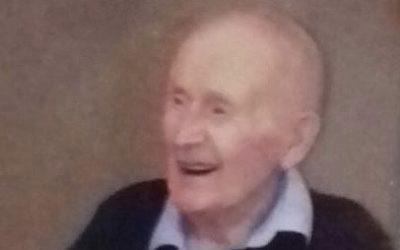 MR. JOE KAVANAGH RIP